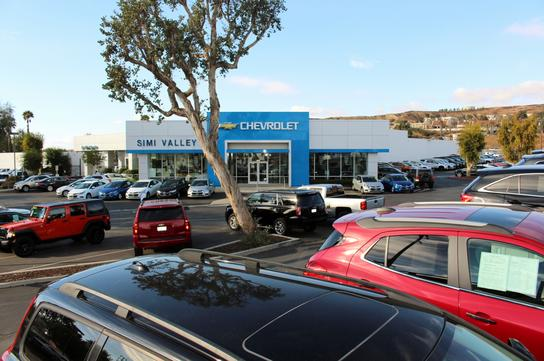 Simi Valley Chevrolet 1