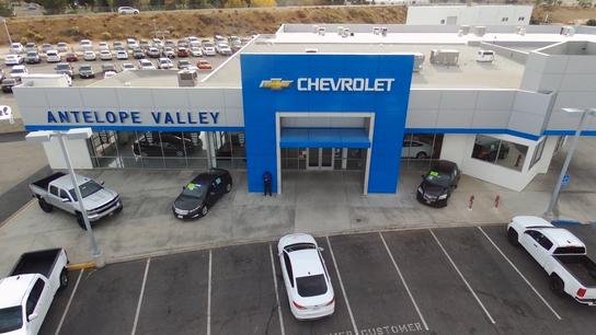 Antelope Valley Chevrolet Car Dealership In Lancaster Ca 93534 Kelley Blue Book