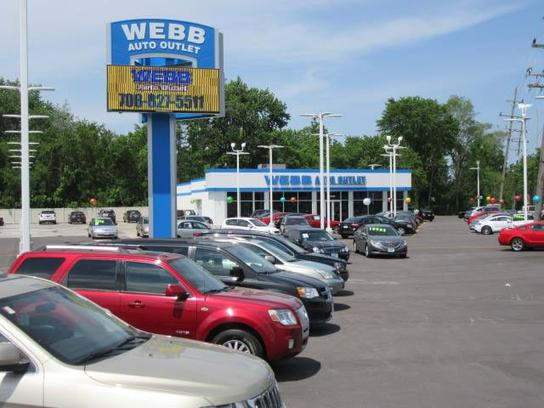 Webb Auto Outlet