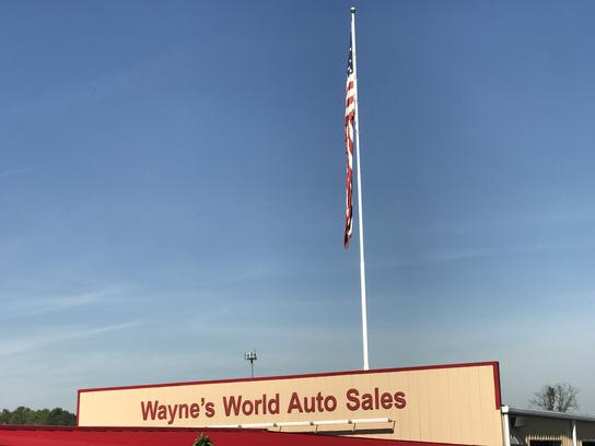 Wayne's World Auto Sales 2