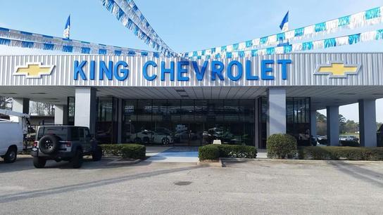 Amazing King Chevrolet Llc