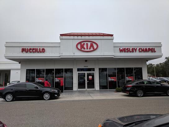 Fuccillo KIA of Wesley Chapel car dealership in WESLEY CHAPEL, FL