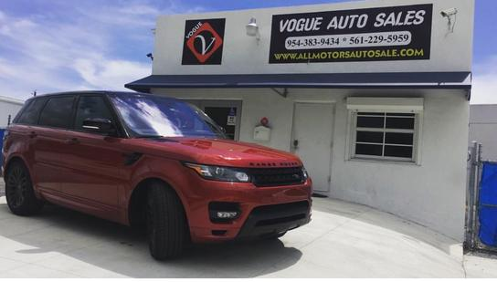 Vogue Auto Sales And Service