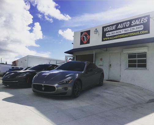 Vogue Auto Sales And Service 2