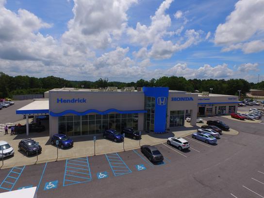 Hendrick honda easley car dealership in easley sc 29640 for Honda easley sc