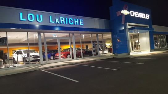 Lou Lariche Chevrolet Car Dealership In Plymouth Mi 48170 Kelley Blue Book