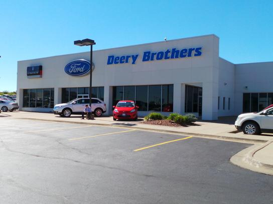 Deery Brothers Ford Lincoln