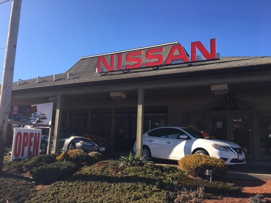 Nissan of Stanhope 1