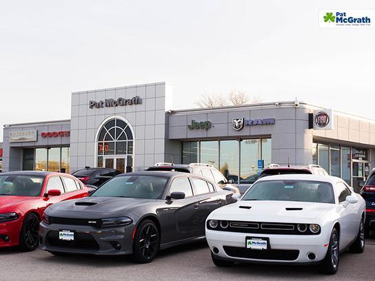 Mcgrath Cedar Rapids >> Pat Mcgrath Chrysler Dodge Jeep Ram Fiat Car Dealership In