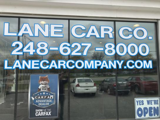 blue lane car service	  Kelley Blue Book