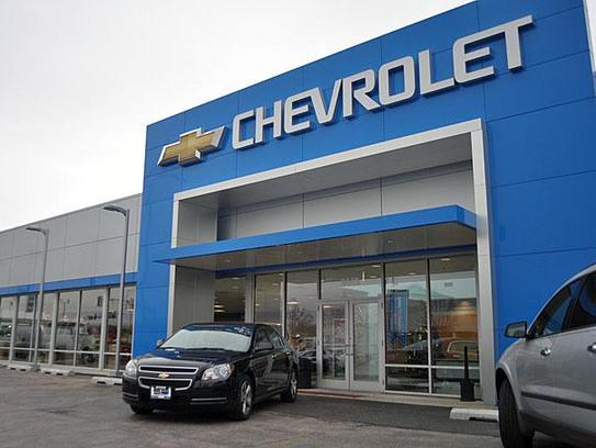 Webb Chevrolet Oak Lawn