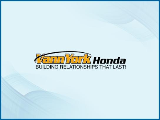 Vann York Honda Car Dealership In High Point, NC 27262 | Kelley Blue Book