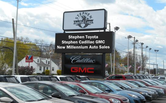 Buick Dealers In Ct >> Stephen AutoMall Centre CADILLAC-GMC-TOYOTA-BUICK car dealership in Bristol, CT 06010 | Kelley ...
