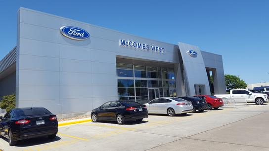 McCombs Ford West 1