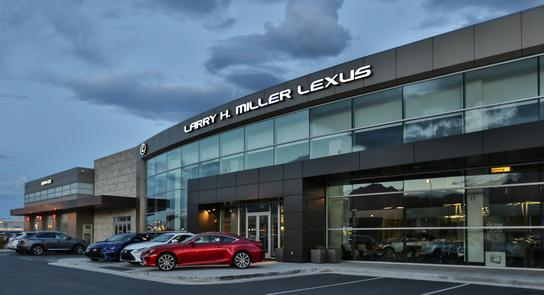 Larry H Miller Lexus >> Larry H. Miller Lexus car dealership in MURRAY, UT 84107-6132 | Kelley Blue Book