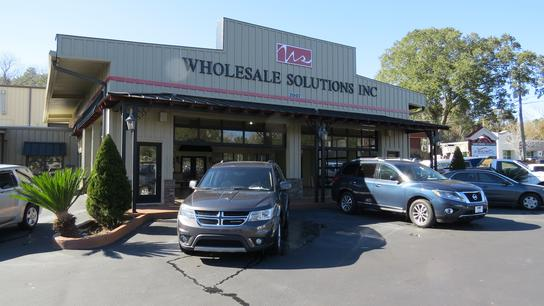 Wholesale Solutions Inc 1