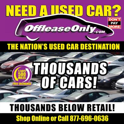 OffLeaseOnly.com - The Nation's Used Car Destination! 1