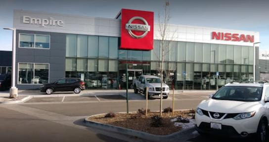 Empire Lakewood Nissan car dealership in Lakewood, CO 80401 | Kelley