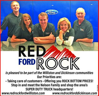 Red Rock Ford Dickinson