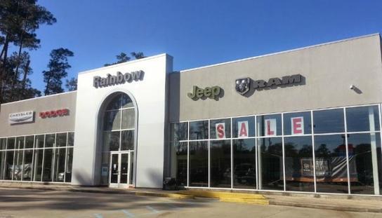 Rainbow Chrysler Dodge Jeep RAM FIAT car dealership in Covington, LA