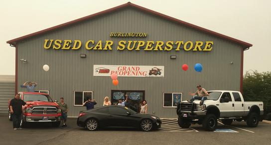 Burlington Used Car Superstore 1
