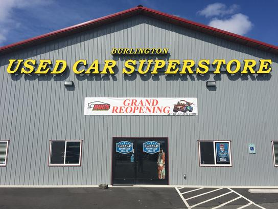 Burlington Used Car Superstore 2