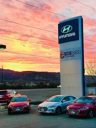 Red Rock Hyundai Car Dealership In Grand Junction Co 81505 Kelley Blue Book