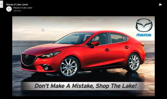 Mazda of Lake Lanier 1