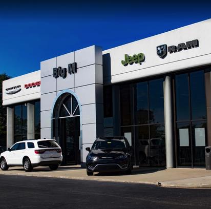 Big M Chrysler >> Big M Chrysler Dodge Jeep Ram Car Dealership In