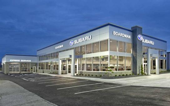 Boardman Subaru and Imports