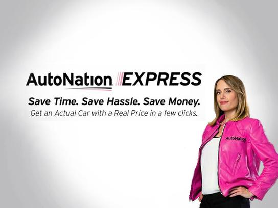 AutoNation Ford Arlington 1
