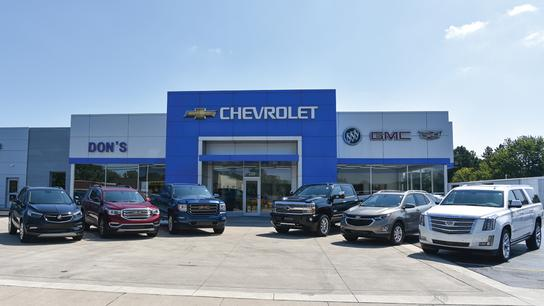 Dons Chevy Buick Gmc And Cadillac Car Dealership In Wauseon Oh