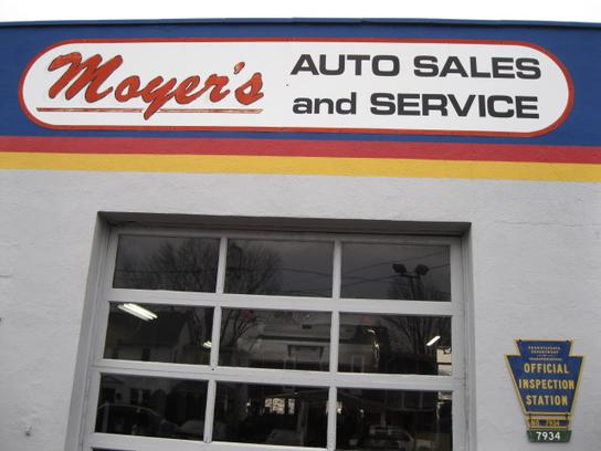 Moyers Auto Sales and Service