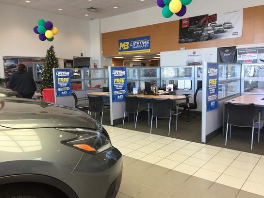 Matt Bowers Nissan NOLA Car Dealership In NEW ORLEANS, LA 70128 3508 |  Kelley Blue Book