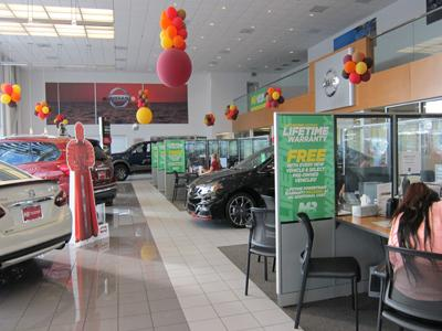 Matt Bowers Nissan Eastern Shore