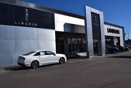Landmark Lincoln Car Dealership In Englewood Co 80113 Kelley Blue