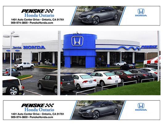 Penske Honda Ontario Car Dealership In Ontario Ca 91761 2221