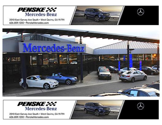 Amazing Penske Mercedes Benz Of West Covina
