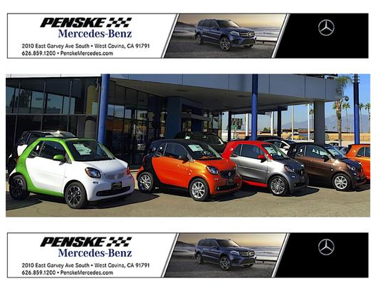 Penske Mercedes-Benz of West Covina 1
