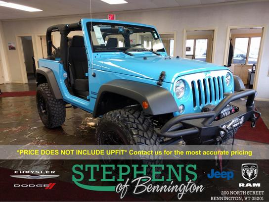 Stephens Chrysler Dodge Jeep Ram of Bennington 3