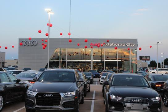 Audi Oklahoma City 1