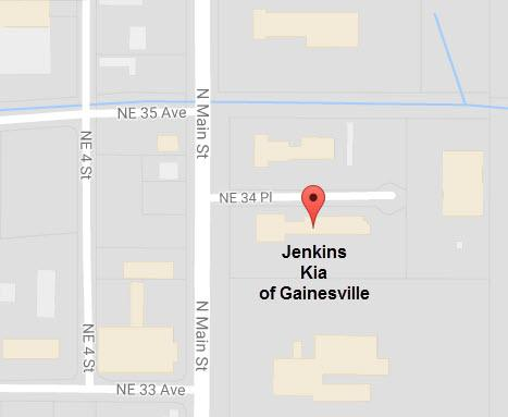 Jenkins KIA of Gainesville
