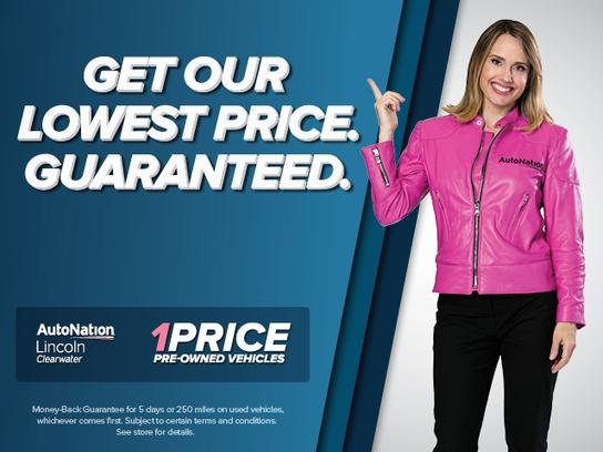 Autonation Lincoln Clearwater Car Dealership In Clearwater Fl 33765