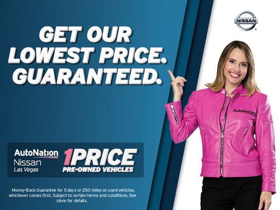 AutoNation Nissan Las Vegas Car Dealership In Las Vegas, NV 89146 | Kelley  Blue Book
