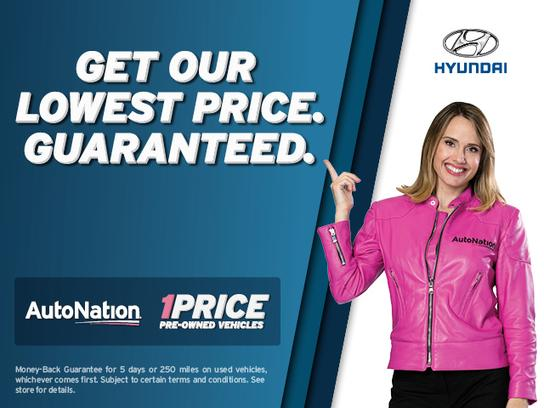 AutoNation Hyundai North Richland Hills