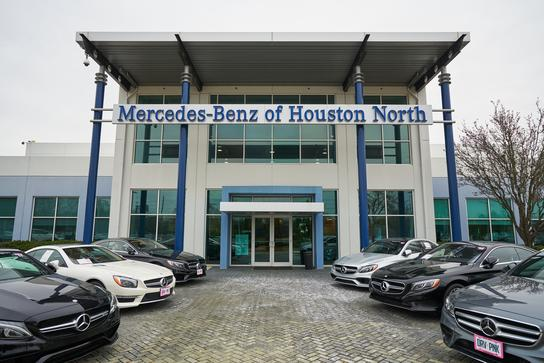 Captivating Mercedes Benz Of Houston North Car Dealership In Houston, TX 77090 | Kelley  Blue Book