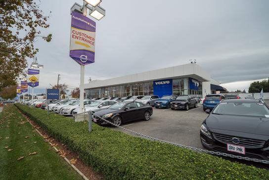 Autonation Volvo Cars San Jose Car Dealership In San Jose