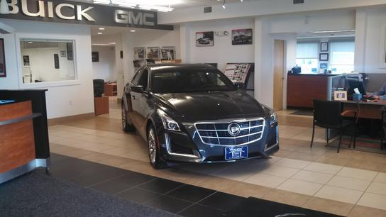 Handy Buick GMC Cadillac Inc car dealership in St Albans, VT 05478