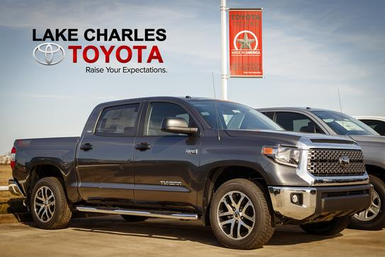 Lake Charles Toyota >> Lake Charles Toyota Car Dealership In Lake Charles La 70607 3852