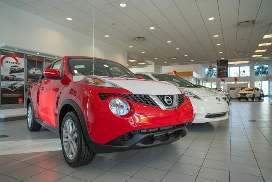 AutoNation Nissan Kendall car dealership in Miami, FL 33157-4365 ...